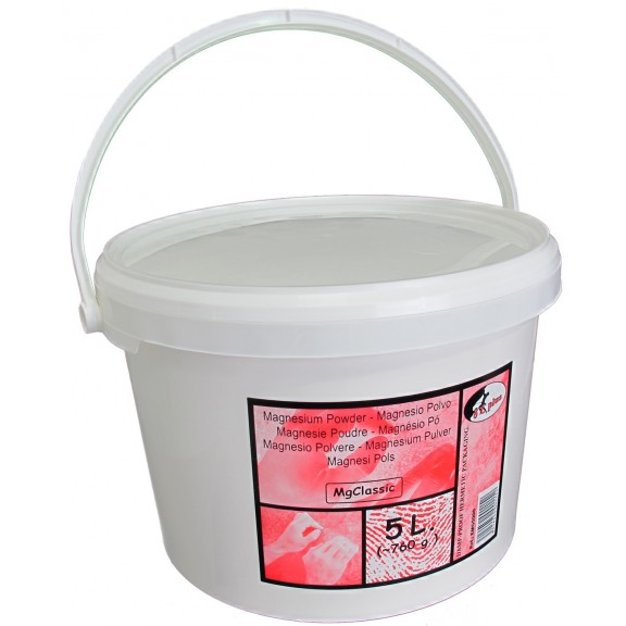 Magnesio en polvo 8C+ tarro de 5L