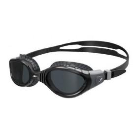 Gafas natación Speedo Futura Biofuse Flexiseal gris/negro