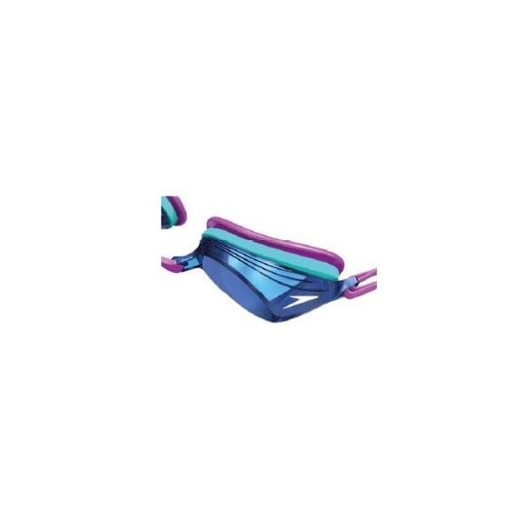 Gafas natación Speedo Vengeance turquesa/rosa/azul