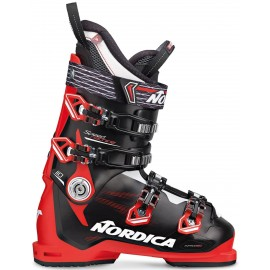 Botas esquí Nordica Speedmachine 110 rojo negro hombre