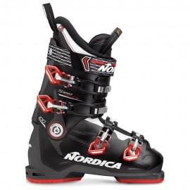 Botas esquí Nordica Speedmachine 100 antracita negro  hombre