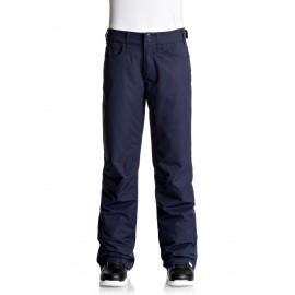 Pantalon esqui Roxy Backyard marino mujer