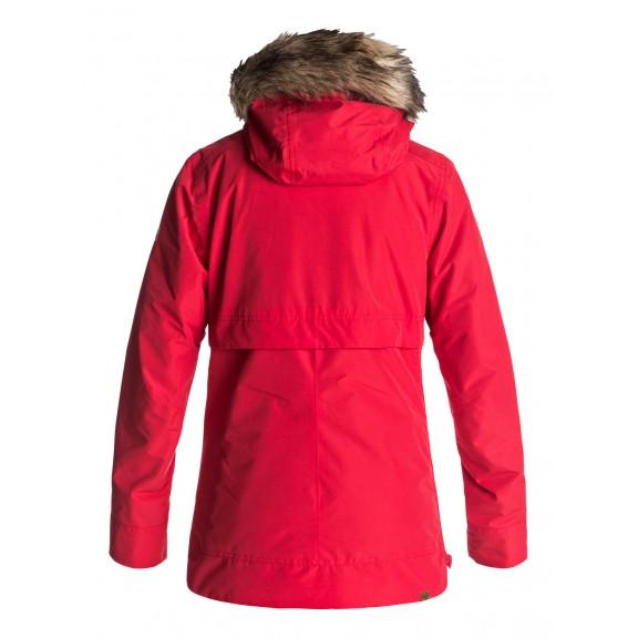 Chaqueta Nieve Roxy Comprar Moya Mujer Shelter Deportes Rojo 1dxw5F8qw