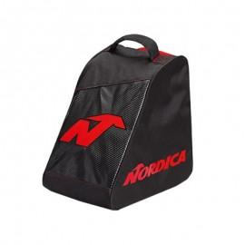 Bolsa botas Nordica Promo Boot Bag negro rojo