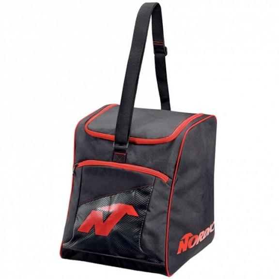 Bolsa botas Nordica  Boot Bag negro rojo