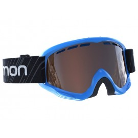 Mascara Salomon Juke Access blue solar tonic orange junior