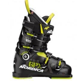 Botas esquí Nordica Gpx 120 negro lima hombre
