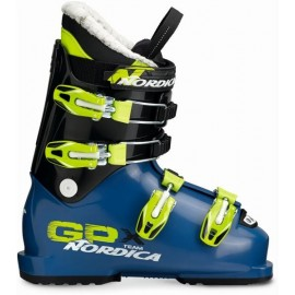 Botas esquí Nordica Gpx Team azul lima junior