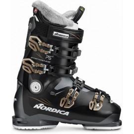 Botas esquí Nordica Sportmachine 75 W antracita negro  mujer