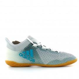 Botas de futbol sala adidas X Tango 17.3 In blanco junior