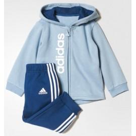 Chandal Adidas I Sp Fzh Jo Fl azul bebé