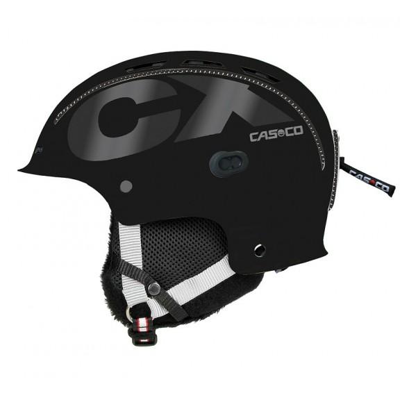 Casco Cx-3 Icecube negro negro mate