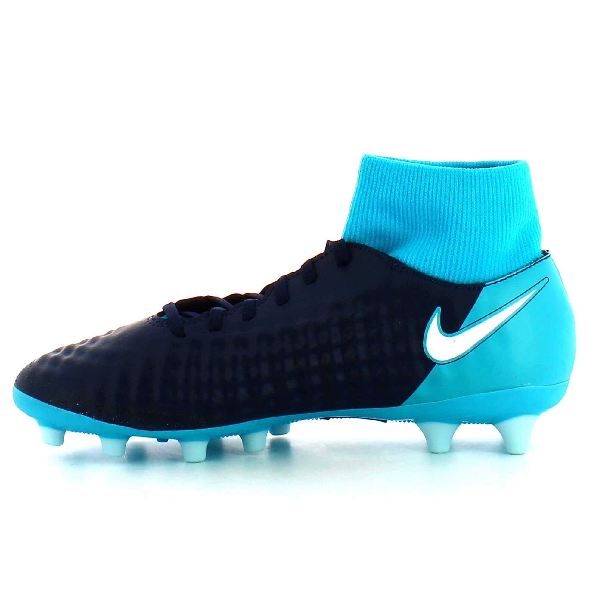 bf0375f9 Botas de Fútbol Nike Magista Onda II Df Ag-Pro Azul Hombre - Deportes Moya