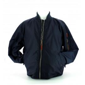 Top Gun mens woven nylon jacket navy