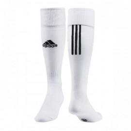 Medias Adidas Santos 3-stripe blanco