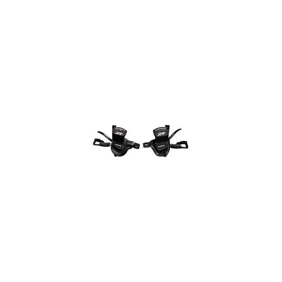 Juego mandos Deore XT SLM8000 11x2/3V C/Abrazadera C/Disp.