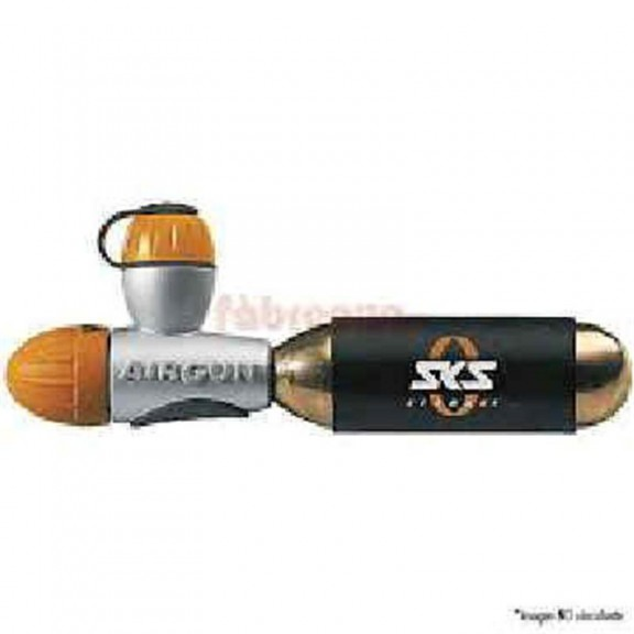 Mini hinchador SKS Cartucho CO2 16 grs