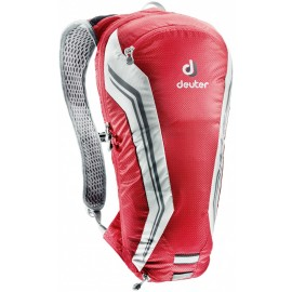 Mochila ciclismo Deuter Road One rojo/blanco