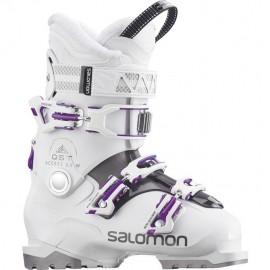 Botas esquí Salomon Qst Access 60 W blanco antracita mujer