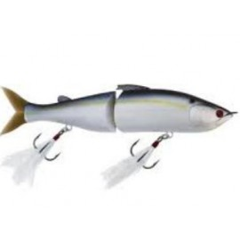 Swimbait Lucky craft Real ayu 178F Parl threadfin shad