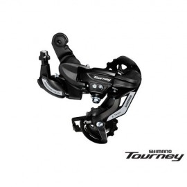 Cambio Shimano Tourney TY500 6/7 velocidades sin pata