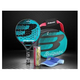 Pack Bullpadel Supreme woman