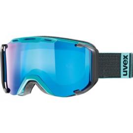 Mascara esquí Uvex Snowstrike Fm petrol black  S3