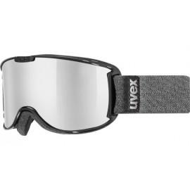 Mascara esquí  Uvex Skyper Lm black S3