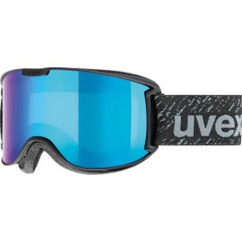 Mascara esquí  Uvex Skyper Lm black blue  S3