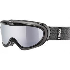 Mascara esquí  Uvex Comanche To black mat S1-S3