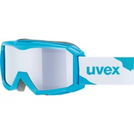 Mascara esquí  Uvex Flizz  Lm blue mat S3