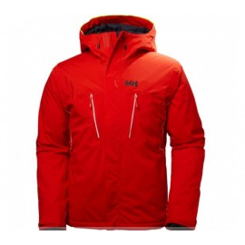 Anorak esqui Helly Hansen Charger rojo hombre