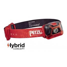 Frontal Petzl Tikka 200 lumenes rojo