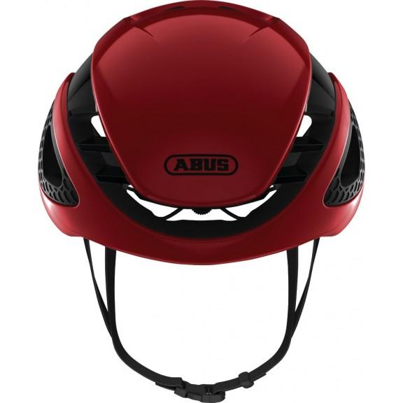 Casco Abus GameChanger blaze red