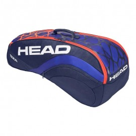 Raquetero tenis Head Radical 6R Combi azul