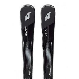 Packs esquí Nordica Sentra 2  Fdt + Tlt 10 Fdt black silver