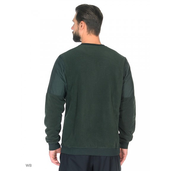 96cf559780506 Sudadera Nike Sportswear Crew Verde Hombre - Deportes Moya