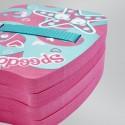 Tabla flotación Speedo infantil rosa/verde