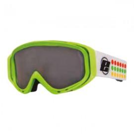 Mascara esquí Eassun Robin verde  mate junior