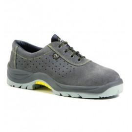 Zapatos seguridad Fal Urano gris hombre
