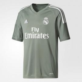 Camiseta adidas Real Madrid Portero verde/blanco