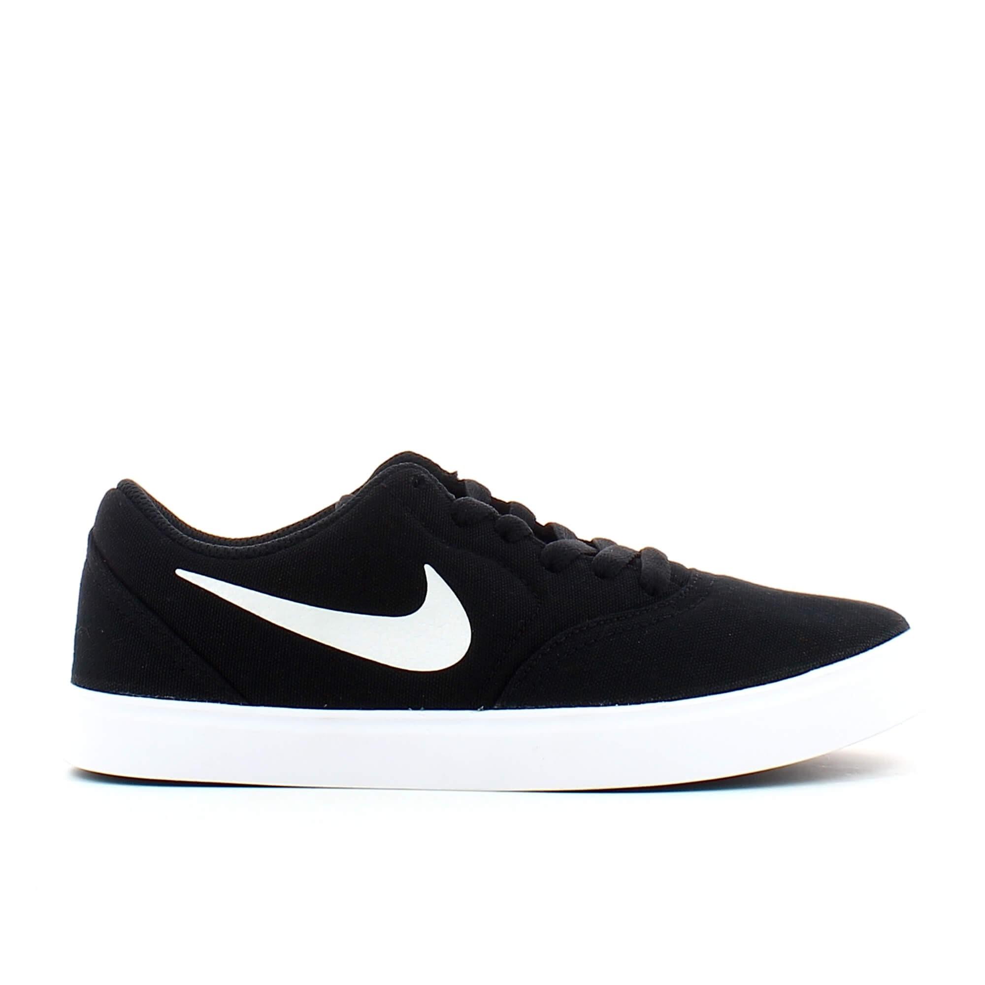 9443cb5064 Zapatillas Nike Sb Check Cnvs (Gs) Negro Junior - Deportes Moya