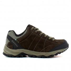 Zapatillas trekking Hi-Tec Libero Wp marron hombre