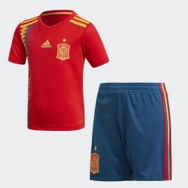 Conjunto Selección Española Adidas Jr