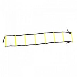 Escalera Agilidad Escolar 4mts amarillo