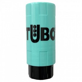 Bote presurizador Tuboplus azul pastel