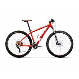 """Bicicleta WRC Pro SLX 2x11v 29"""" Rojo"""