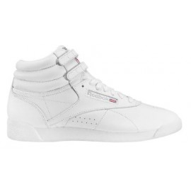 Zapatillas Reebok Freestyle blanco mujer
