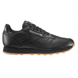 Zapatillas Reebok Classic Leather negro unisex