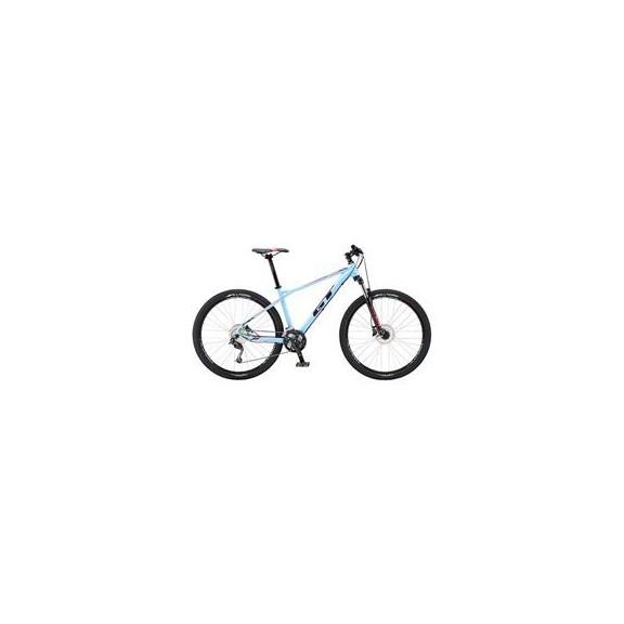 "Bicicleta GT 18 Avalanche 27,5"" Comp Azul Mujer"